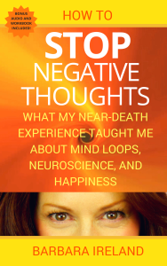 How To Stop Neg Thoughts book cover