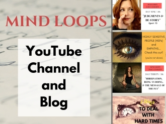 youtube and blog graphic website